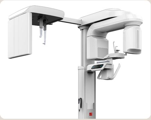 Pax-i3d dental instument